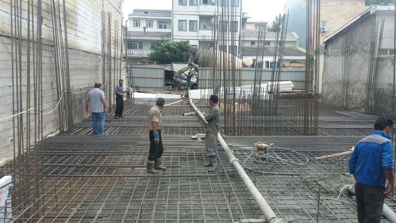 پروژه مسکونی مهندس زرشکی